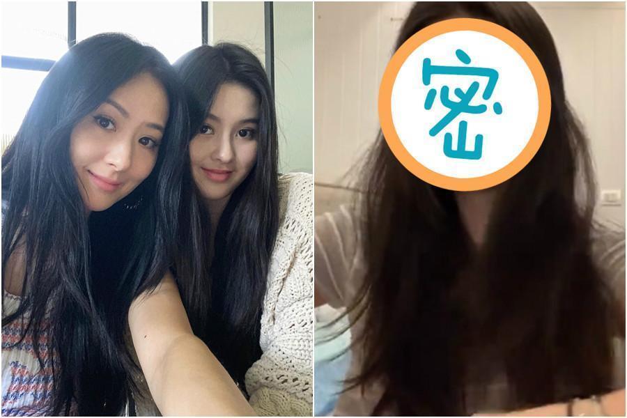 孫芸芸20歲女兒素顏全曝光 網讚:比媽更美