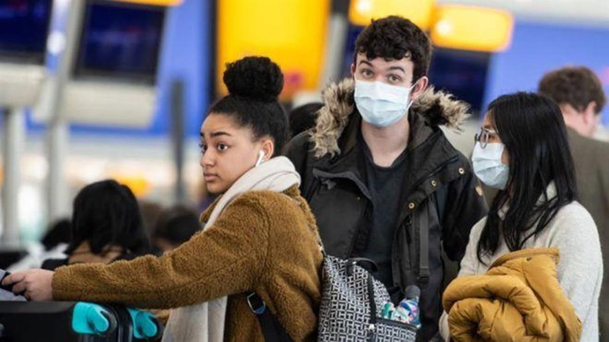 事實核查:戴口罩能降低98.5%新冠肺炎傳染率