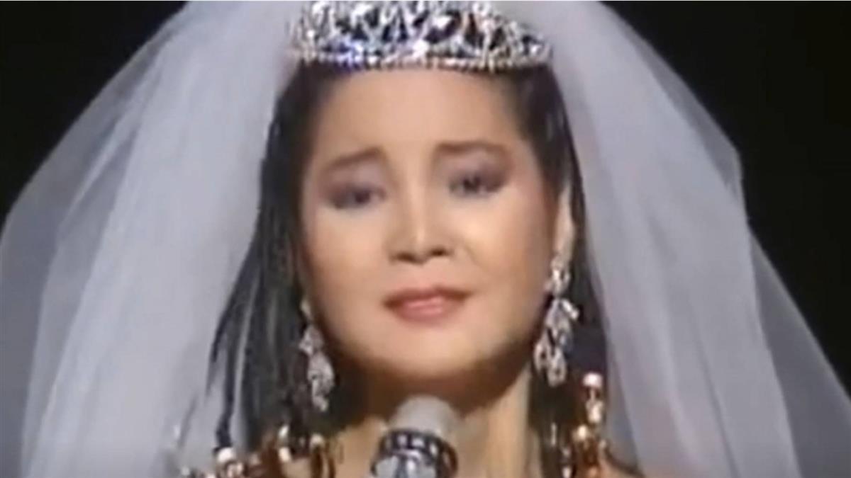 鄧麗君逝世25周年...「驚人畫面」曝 網:是綜藝咖
