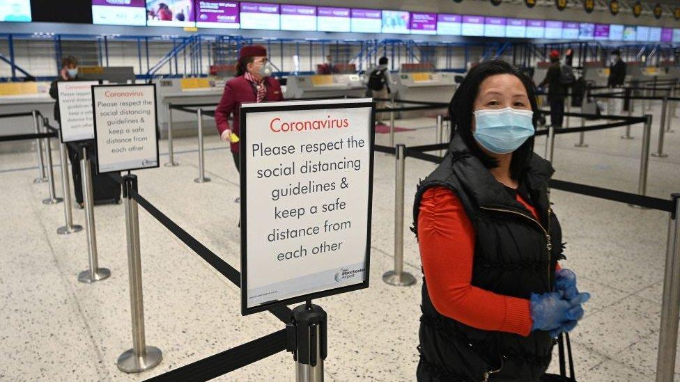 肺炎疫情:解讀英國「入境旅客隔離新規」