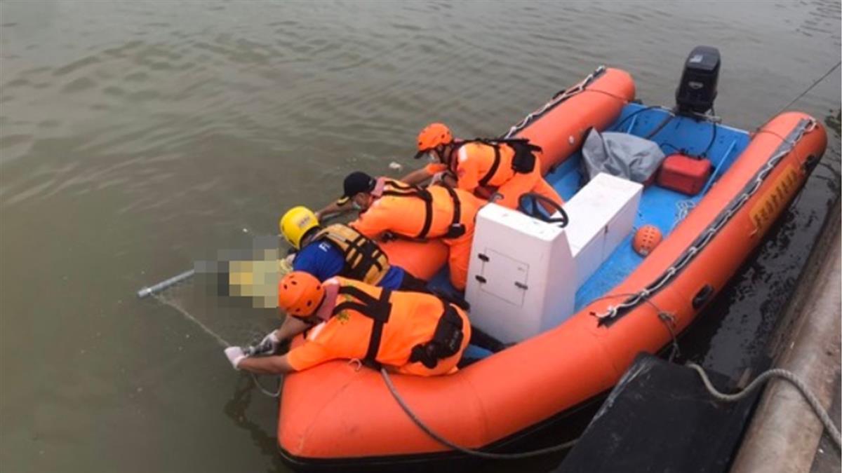 男暴雨騎車摔進排水溝 遺體5公里外尋獲