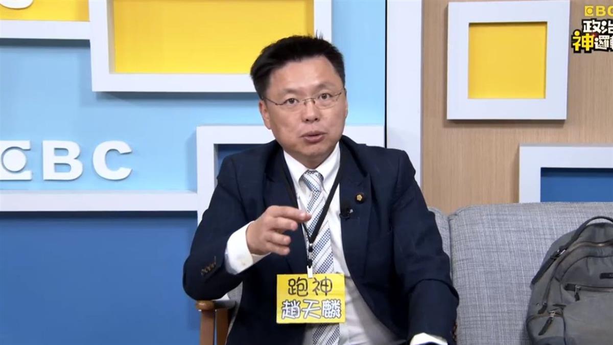 民進黨高市黨部主委選戰 立委趙天麟勝出