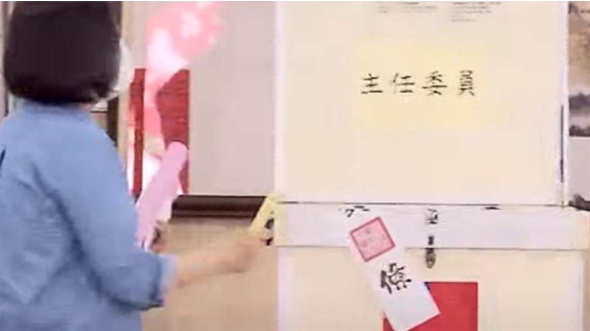 藍指黨職選舉成防疫漏洞  民進黨:都謹遵社交規範
