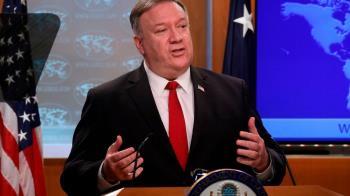 香港《國安法》:美英及歐盟發表官方聲明,敦促北京信守國際義務