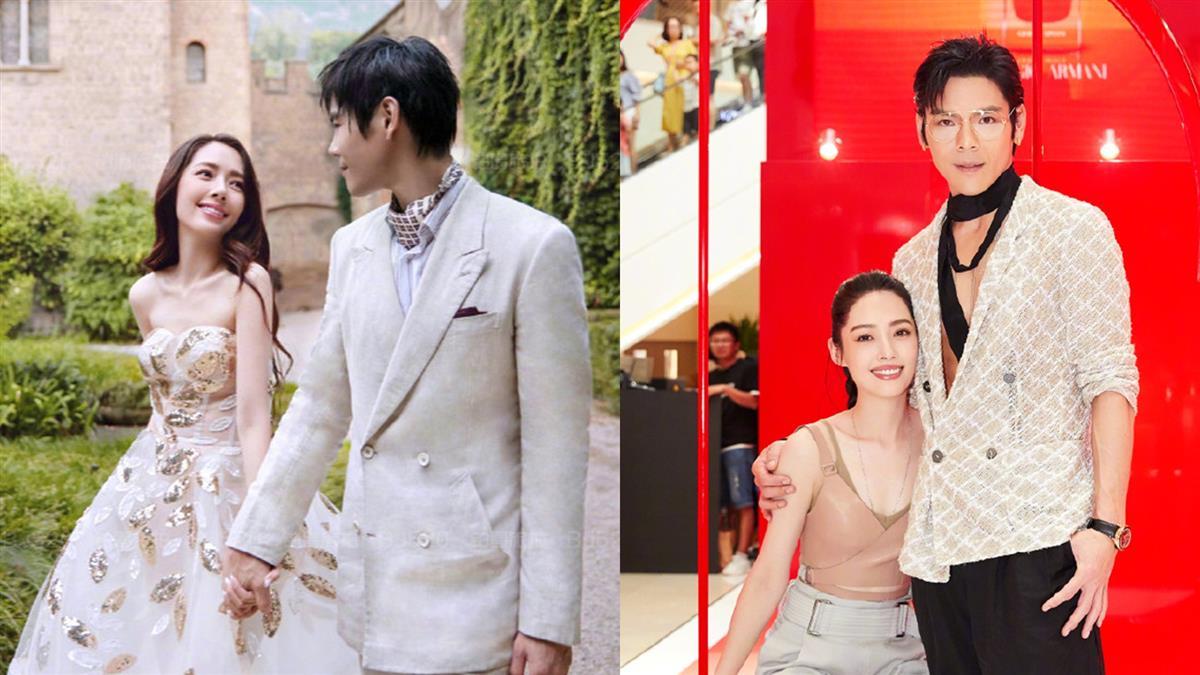 郭碧婷結婚8月爆懷孕?尪脫口:新成員報到