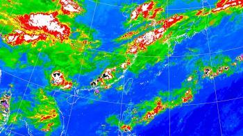 今晚變天!全台4天防強降雨 影響最劇時間揭曉