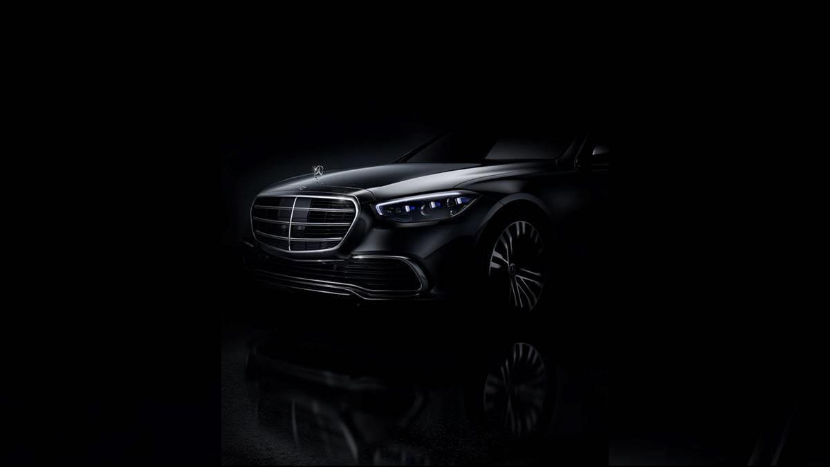 新世代S-Class曝光! 戴姆勒總裁親自揭露  下半年正式發表