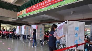 綠議員批反罷韓全程錄影違法 國民黨指針對開票
