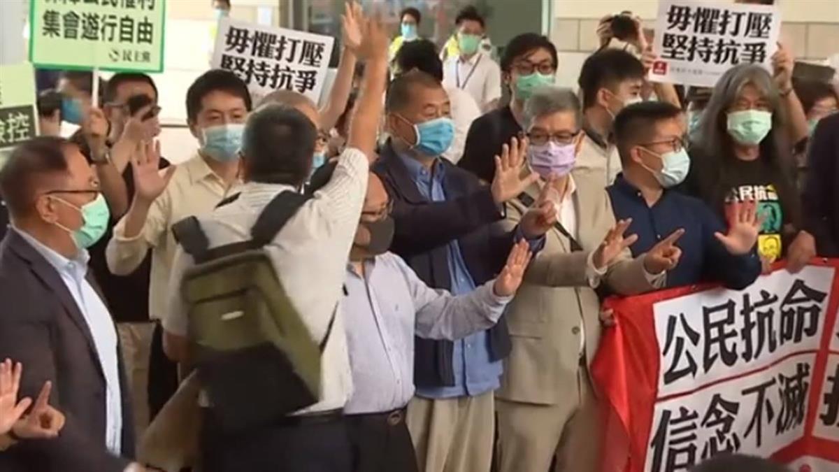 北京推港版國安法 川普:準備本週對中採取行動