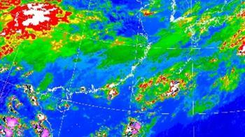 南部夜間為何下恐怖暴雨?專家曝原因:恐循環到周末