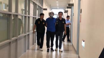 中市兆豐銀行搶匪嘉義落網  起出玩具槍贓款14萬