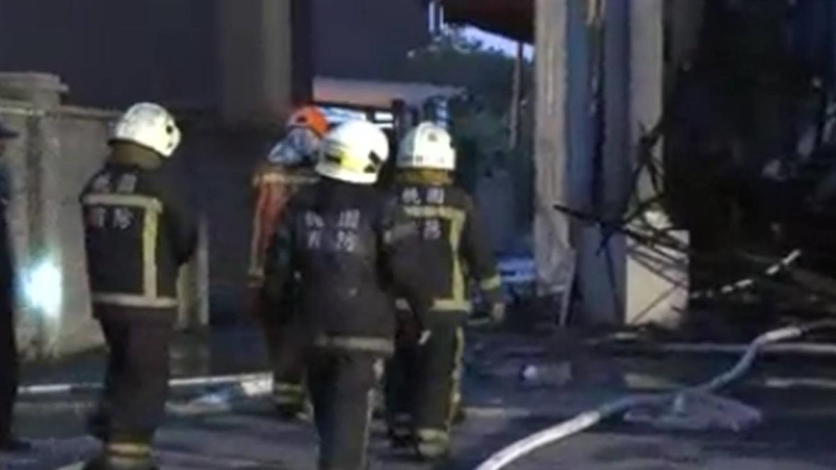 新屋保齡球館大火6消防員遭控圖利 二審判無罪