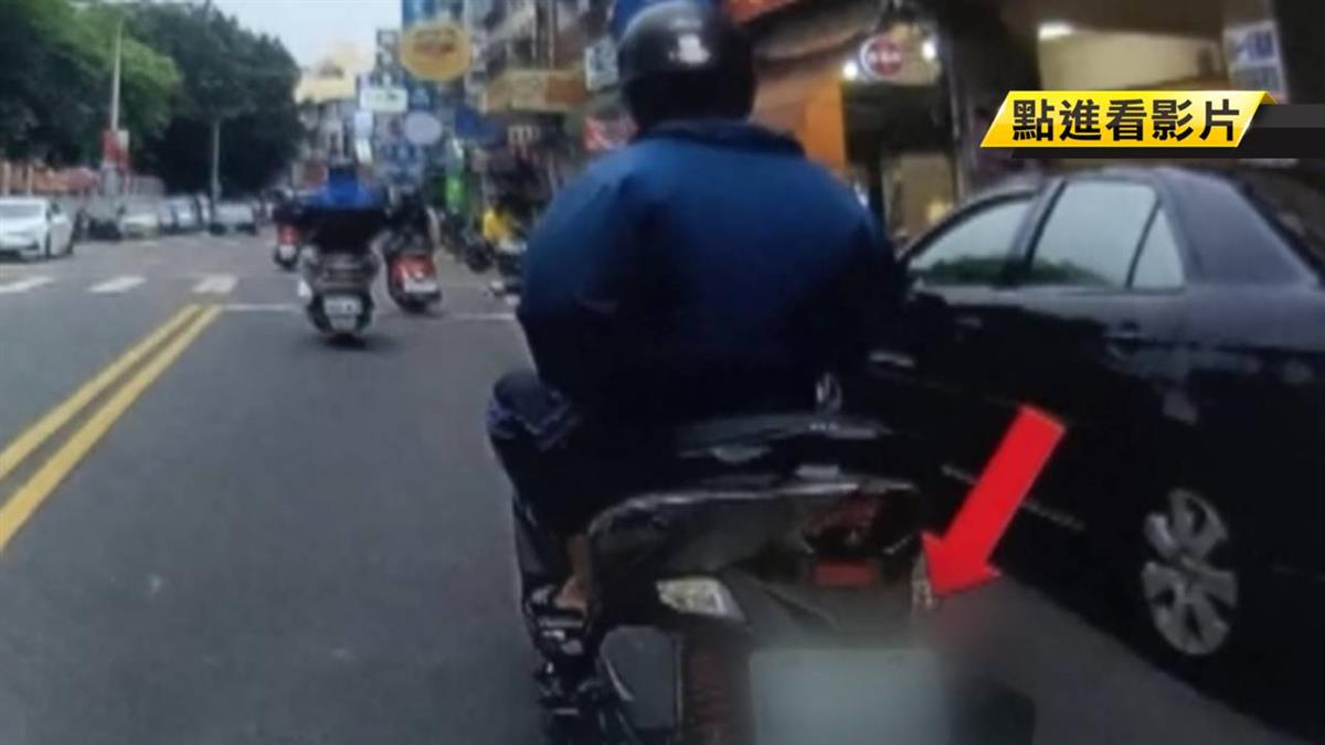 單手騎車11秒遭罰1.2萬 他再申訴…慘烈下場曝光