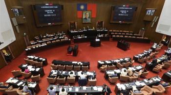 人大通過港版國安法 立院29日發表共同聲明