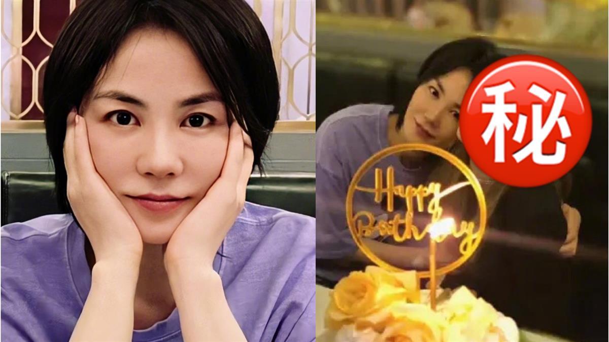 王菲超漂亮14歲女兒曝!網暴動母女合照:超像姐妹