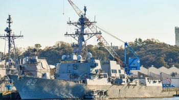 美驅逐艦航經西沙群島 再度挑戰中國主權聲索
