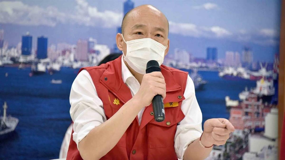 聲請停止執行罷免案再遭駁回  韓國瑜抗告送二審