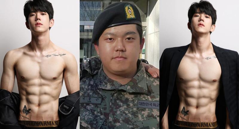 韓男星狂甩40公斤 107公斤舊照曝光