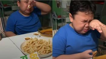 封城悶壞 麥當勞跟解封!男孩雞塊咬一口 哭了