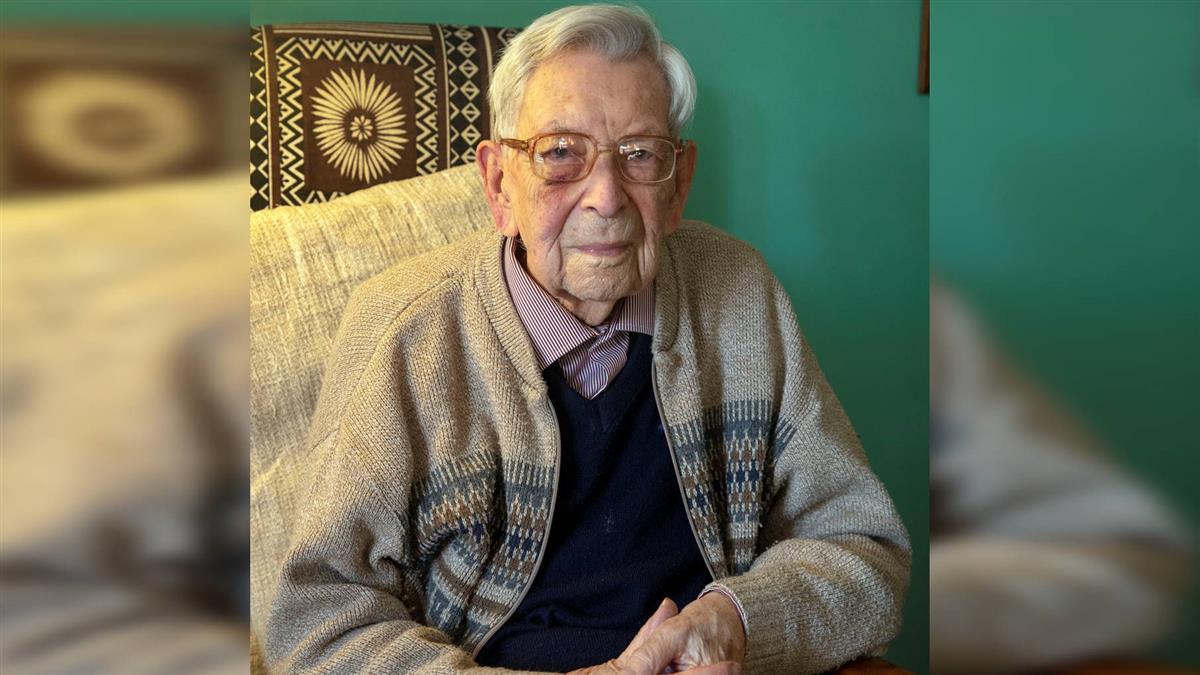 金氏世界紀錄最長壽男性過世 英人瑞享嵩壽112歲