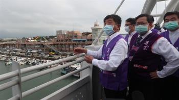 陳時中遊桃園讚:找不到比台灣更安全的地方
