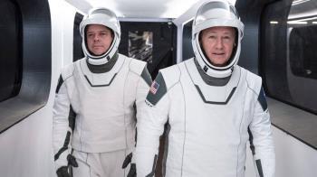 宇航員太空服半個多世紀今昔對比