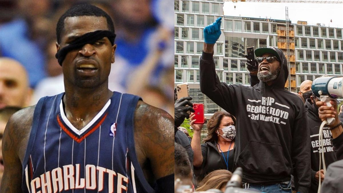 非裔男是換帖兄弟 前NBA球星怒控警:他臉上寫著能脫罪