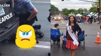 白人警「壓非裔脖害斷氣」!妻怒提離婚 黑歷史遭挖出