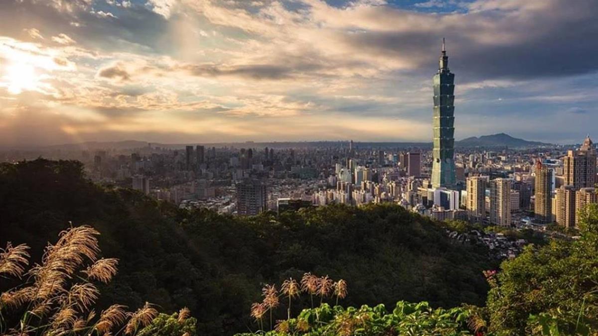 網站統計旅客「夢想目的地」 台北擠進前20名