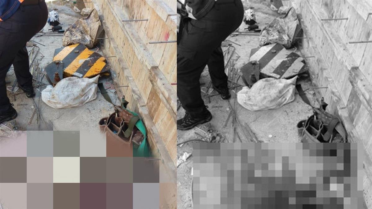 台南工人遭「吊掛頭」重擊頭部渾身血!急送醫搶救