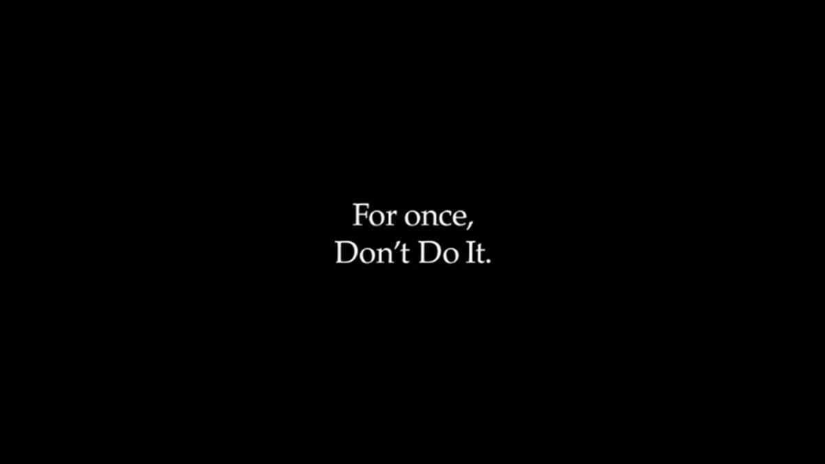Nike改廣告金句 呼籲勿容忍種族歧視