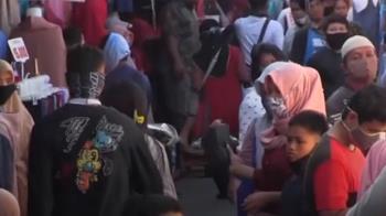 印尼新增609起確診 馬來西亞單日20人染疫