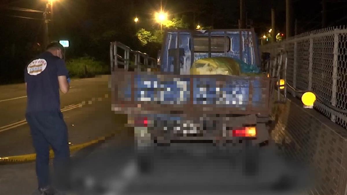 高速撞路邊貨車!騎士頭顱破裂慘死 身分曝光