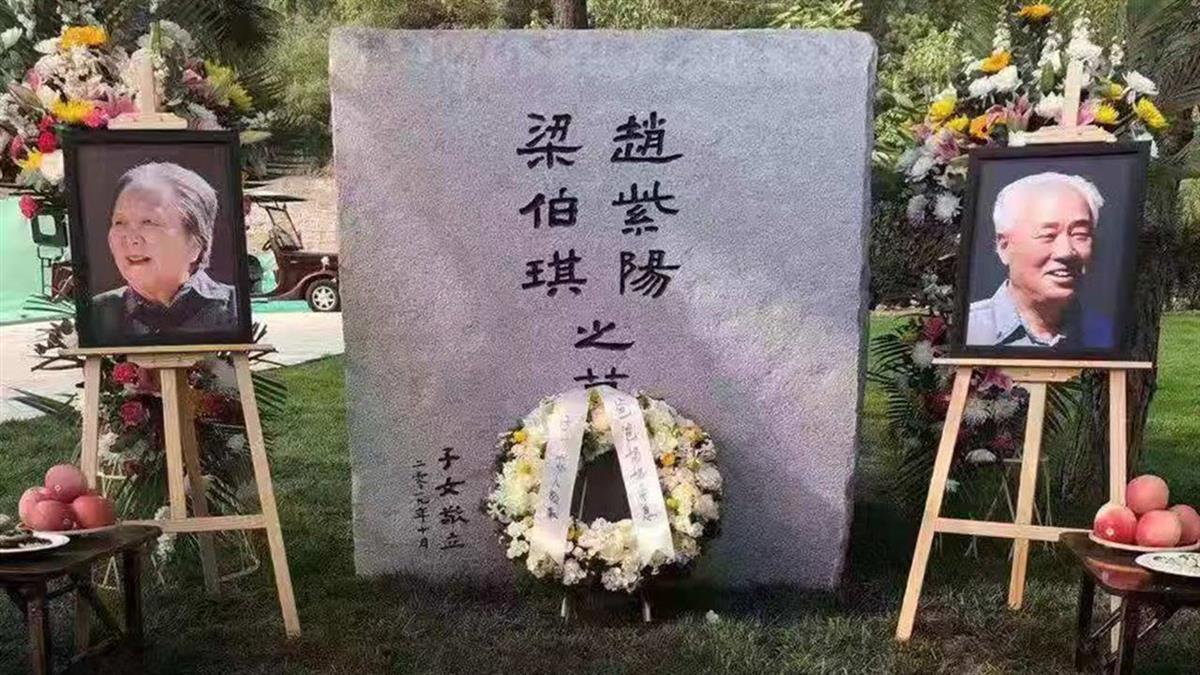 六四將屆  趙紫陽、胡耀邦墓園戒備森嚴