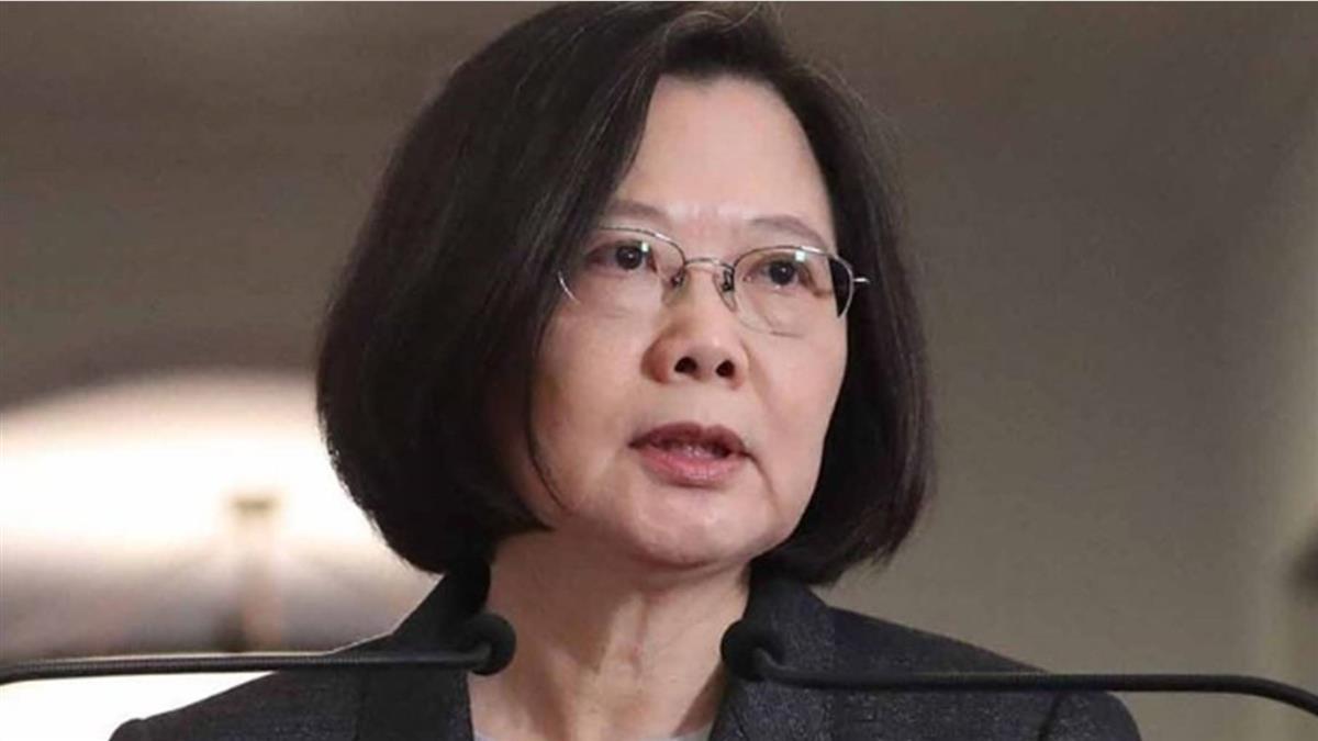 盼不再有消失的日子 蔡總統紀念六四祝福香港
