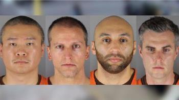 非裔遭勒脖亡!涉案4警遭起訴 追加重罪可關40年