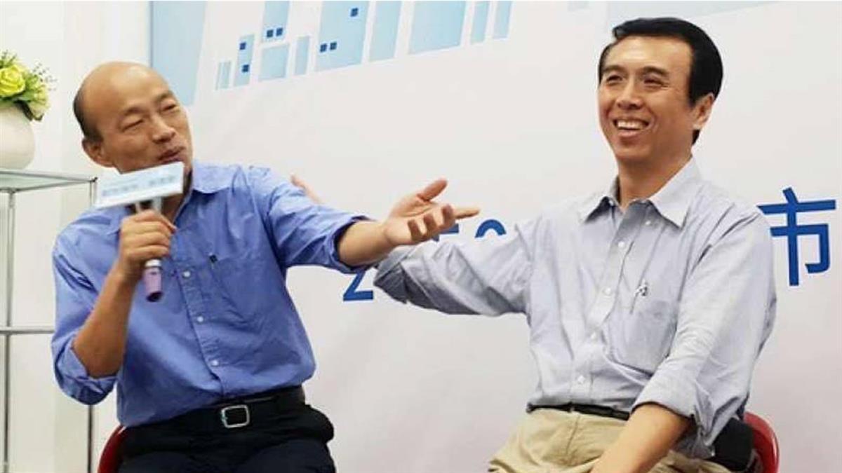 罷韓投票倒數2天 陳學聖嘆:為什麼只有韓國瑜要被罷免?