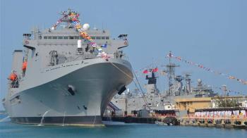 海軍敦睦艦隊染疫 調查報告預計下週公布