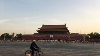 中國大陸封鎖天安門事件新聞 NHK又出現黑畫面