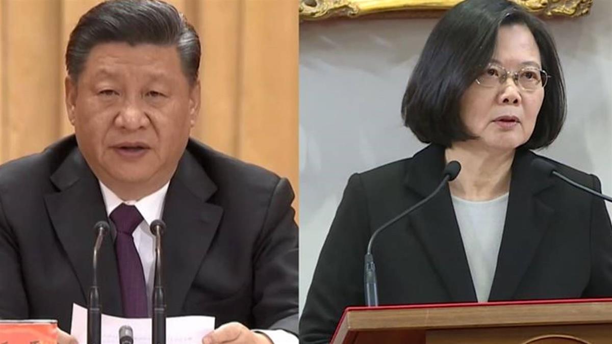 「習近平圓中國夢!」 美前官員:台海5年內必有一戰