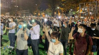 六四31週年:疫情和《國安法》陰霾下,週年紀念與「反送中」示威匯流香港各區