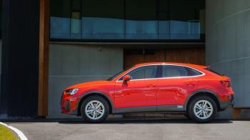 理性與感性,Audi Q3 Sportback
