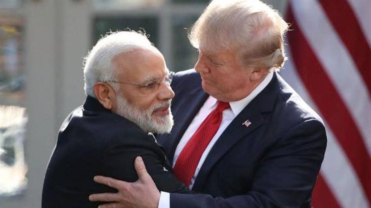 川普欲調解中國印度邊境爭議被拒 解讀深層戰略博弈