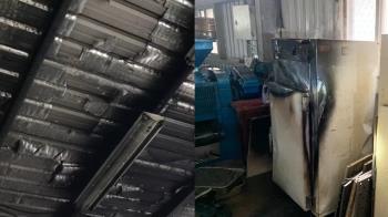 恐怖!宜蘭大學土木系實習工廠爆炸 1學生受傷