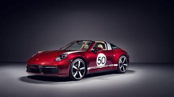 向經典致敬! Porsche 911 Targa 4S Heritage Design Edition全球限量992台預售開跑!