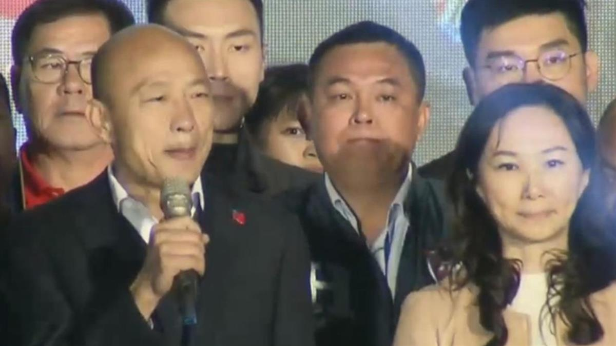 破57萬同意罷免門檻!韓國瑜恐成首位遭罷免市長