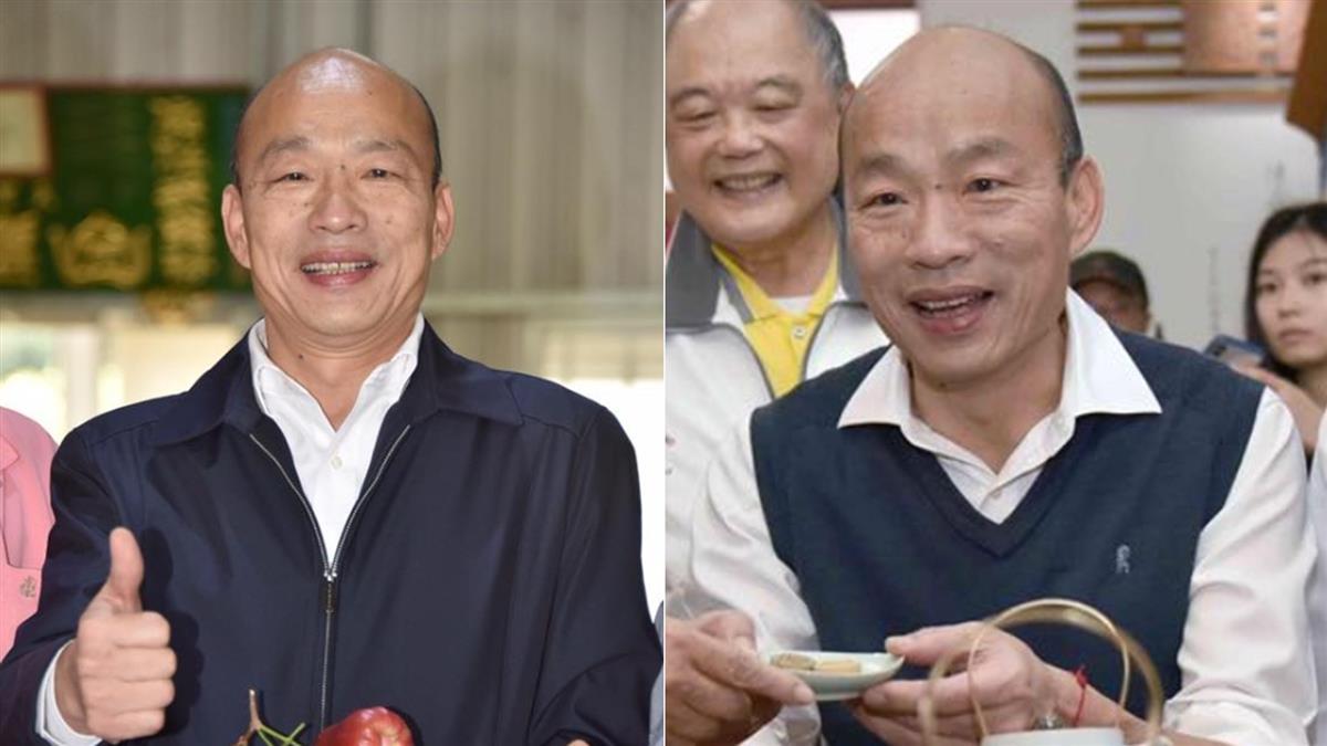 93萬票被罷免!韓國瑜發千字文:高雄贏了嗎?