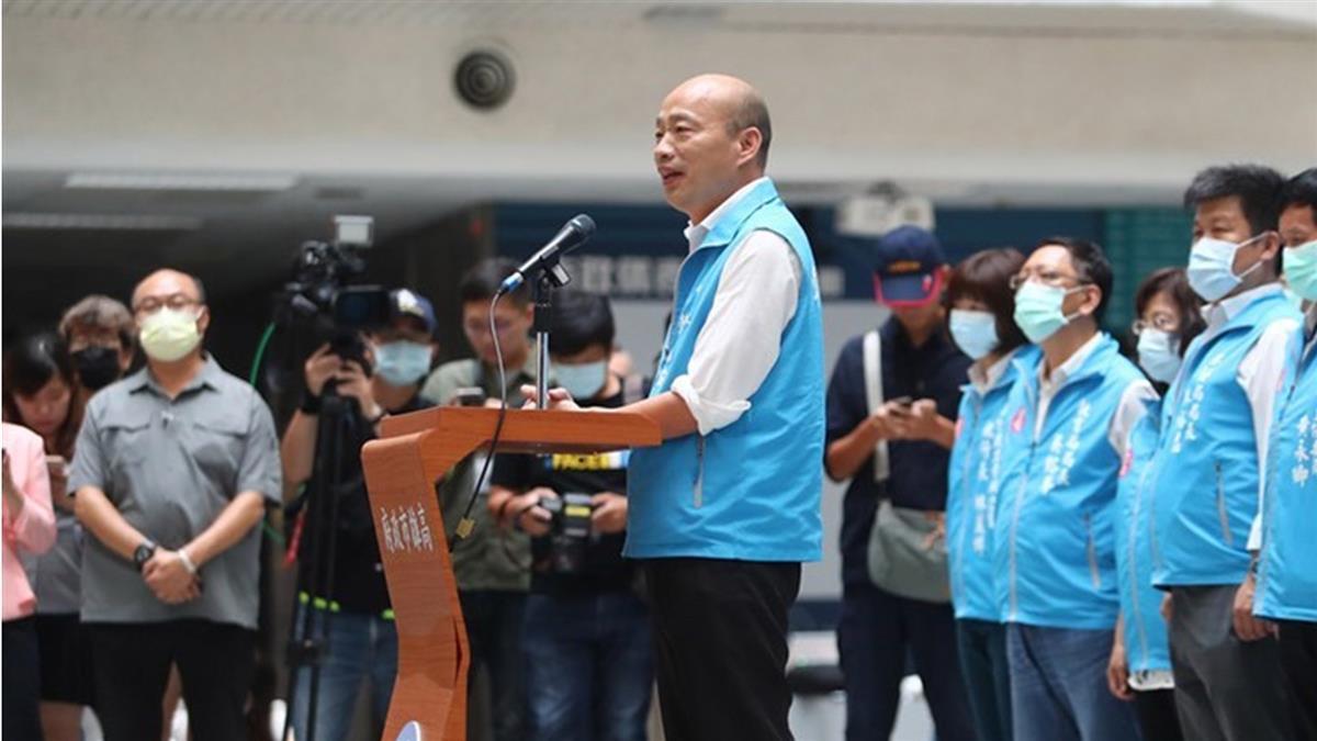 罷韓通過 高市府3政務首長請假缺席議會備詢