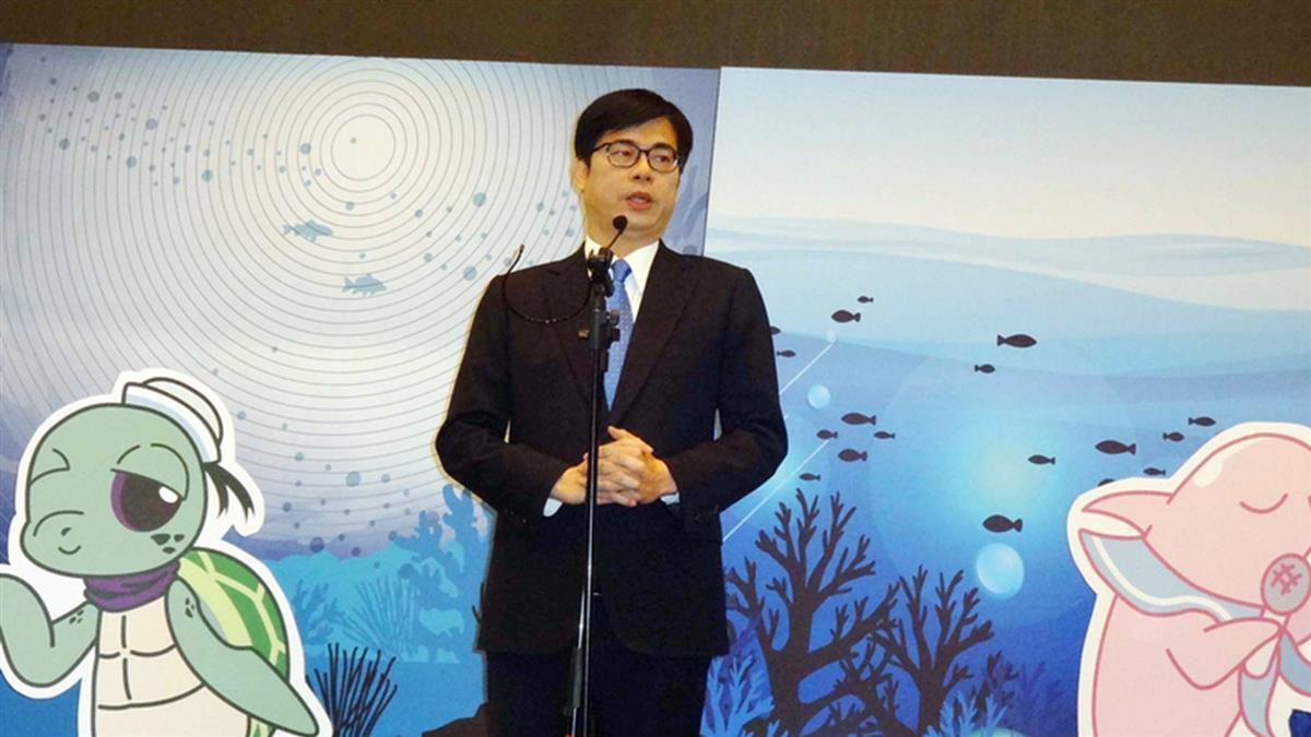 高市長代理人選!陳其邁:政院以市民最大利益考量