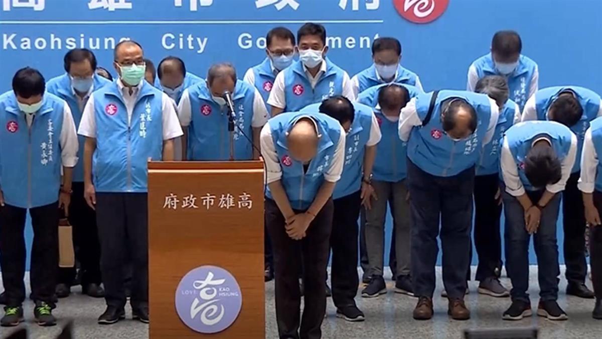 韓國瑜罷免訴訟動向未明  民進黨擬先備徵召辦法